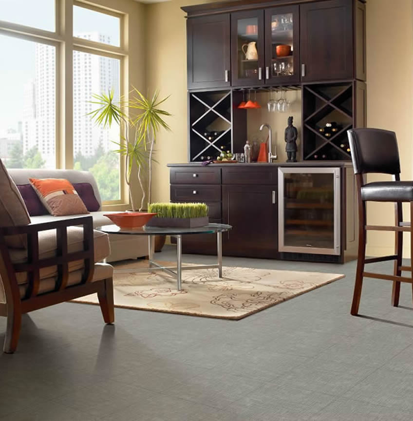 Care Free Sheet Vinyl Flooring Is Perfect For Kitchens It: Armstrong Vinyl Sheets Flooring Company