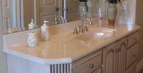 Us marble bathroom vanity tops company great american - Custom size bathroom vanity tops ...