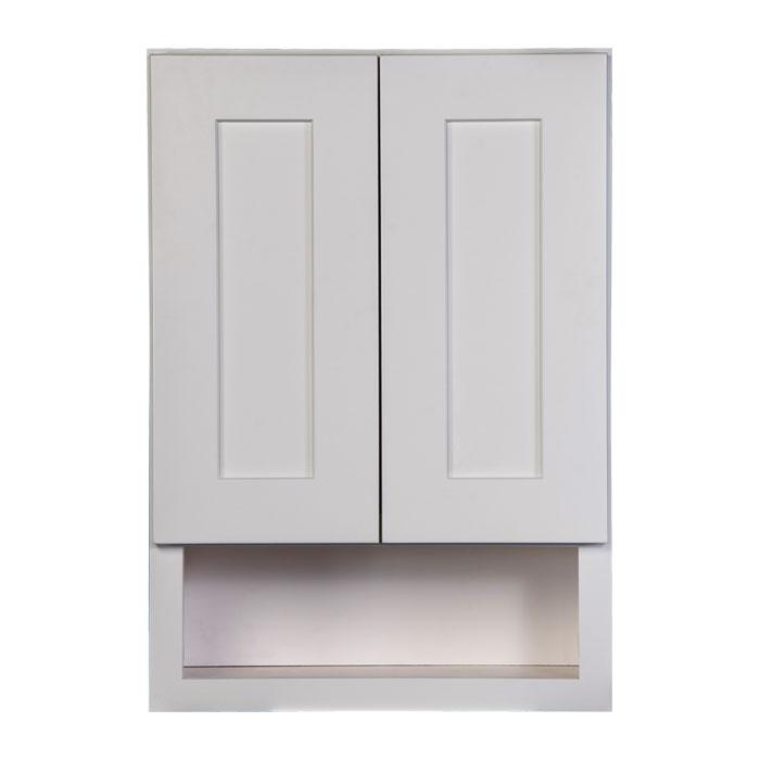 Walnut Ridge Cabinetry Bathroom Shaker White Vanity