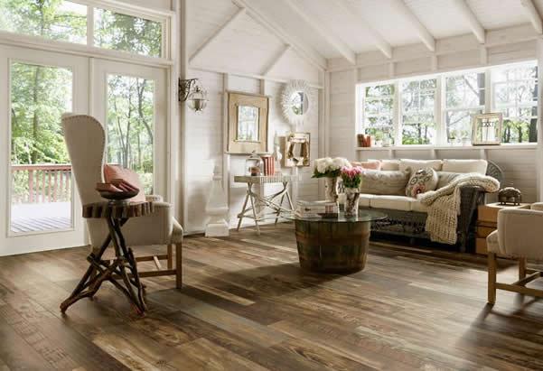 Laminate flooring company great american floors for Great american flooring
