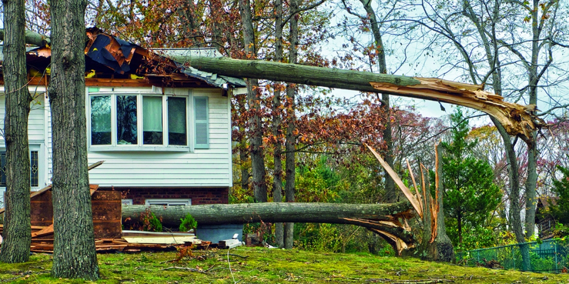 What to do After Incurring Storm Damage | Great American Floors